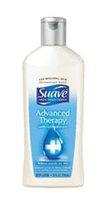 Suave Body Lotion Advanced Therapy, 10 oz