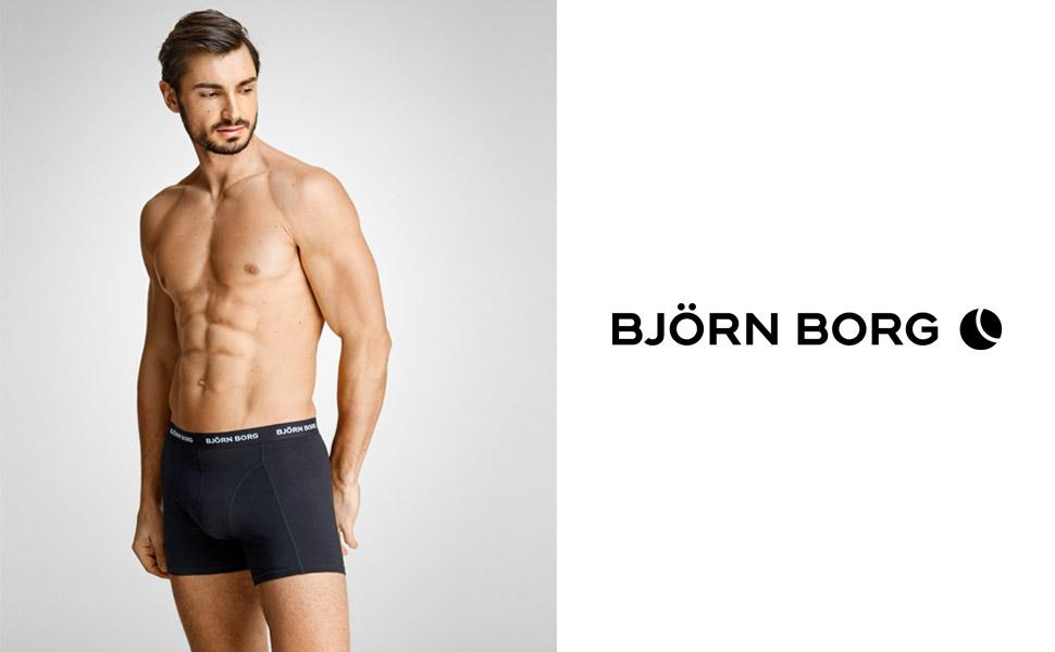 Bj/örn Borg Boys Shorts Sammy Solid Boxer