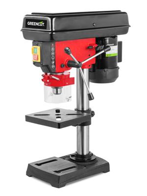 GREENCUT TDC600C - Taladro de columna 600W con 5 velocidades de ...