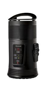 Honeywell HCE646BE2 Calefactor cerámico ComfortTemp con ...