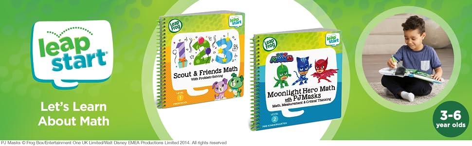 LeapFrog LeapStart 2 Book Combo Pack