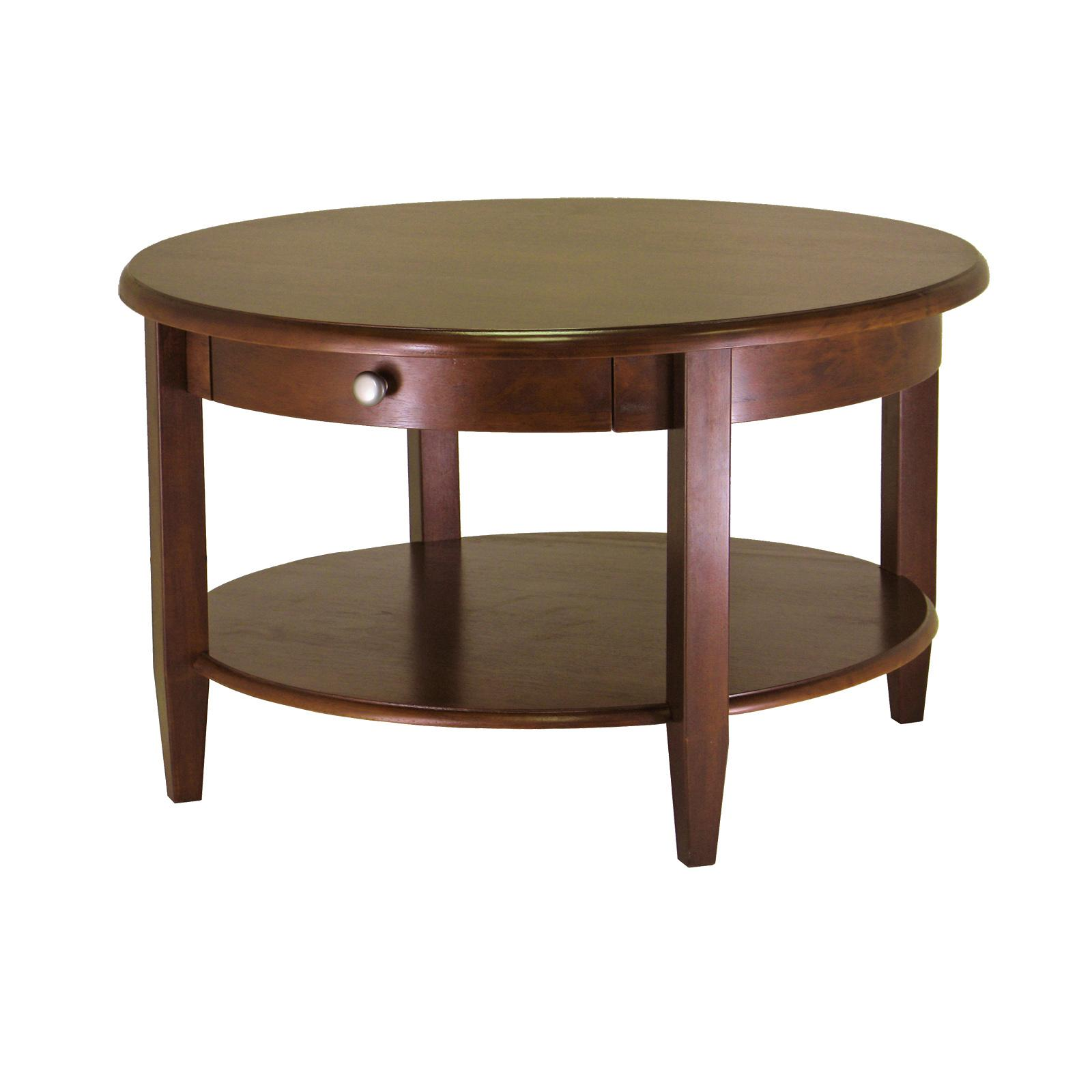 Amazon Winsome Wood Concord Round Coffee Table Kitchen & Dining