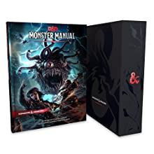 Foil Monster Manual