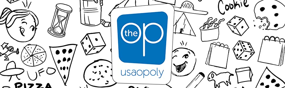 USAopoly The OP Games