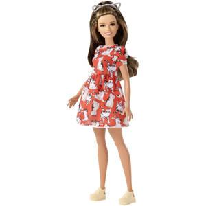 Barbie braune haare
