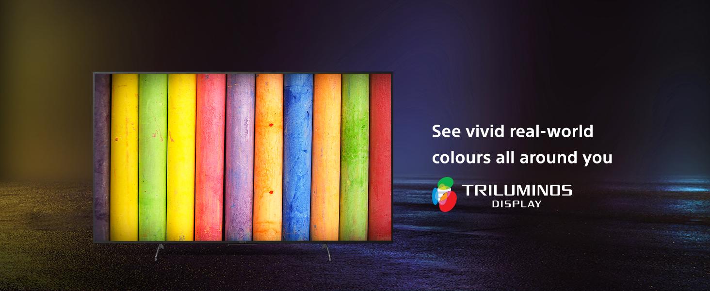 Triluminos Display