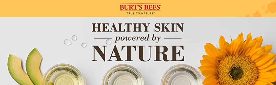 Burt's Bees;natural;natural ingredients