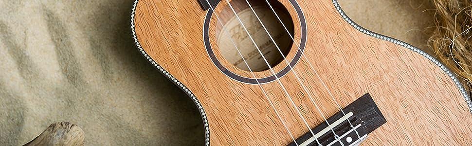 Amazon.com: Flight, 4-String Ukulele (DUC 450): Musical Instruments