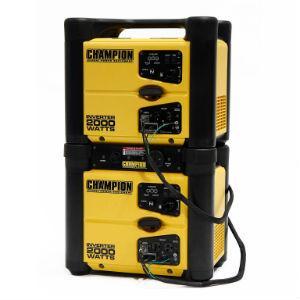 Amazon.com: Champion 2000-Watt Stackable Portable Inverter Generator: Garden & Outdoor
