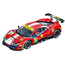 Carrera Ferrari 488 GT3 20030848 Digital 132 Slot Car