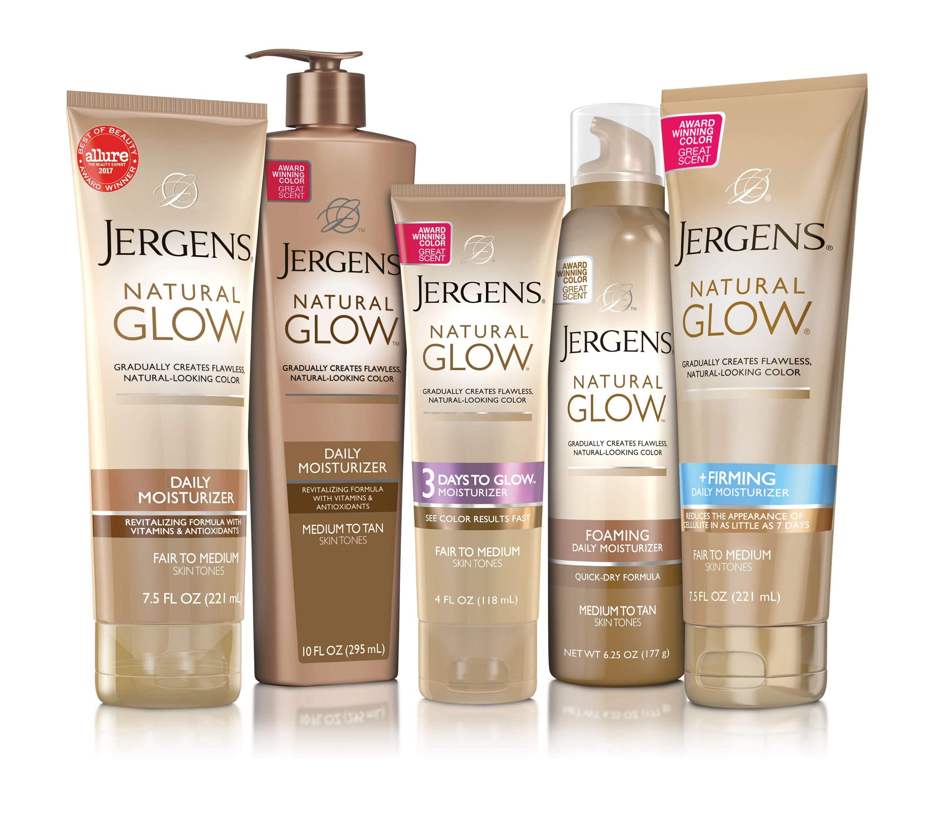 Natural Glow +Firming Daily Moisturizer by jergens #17
