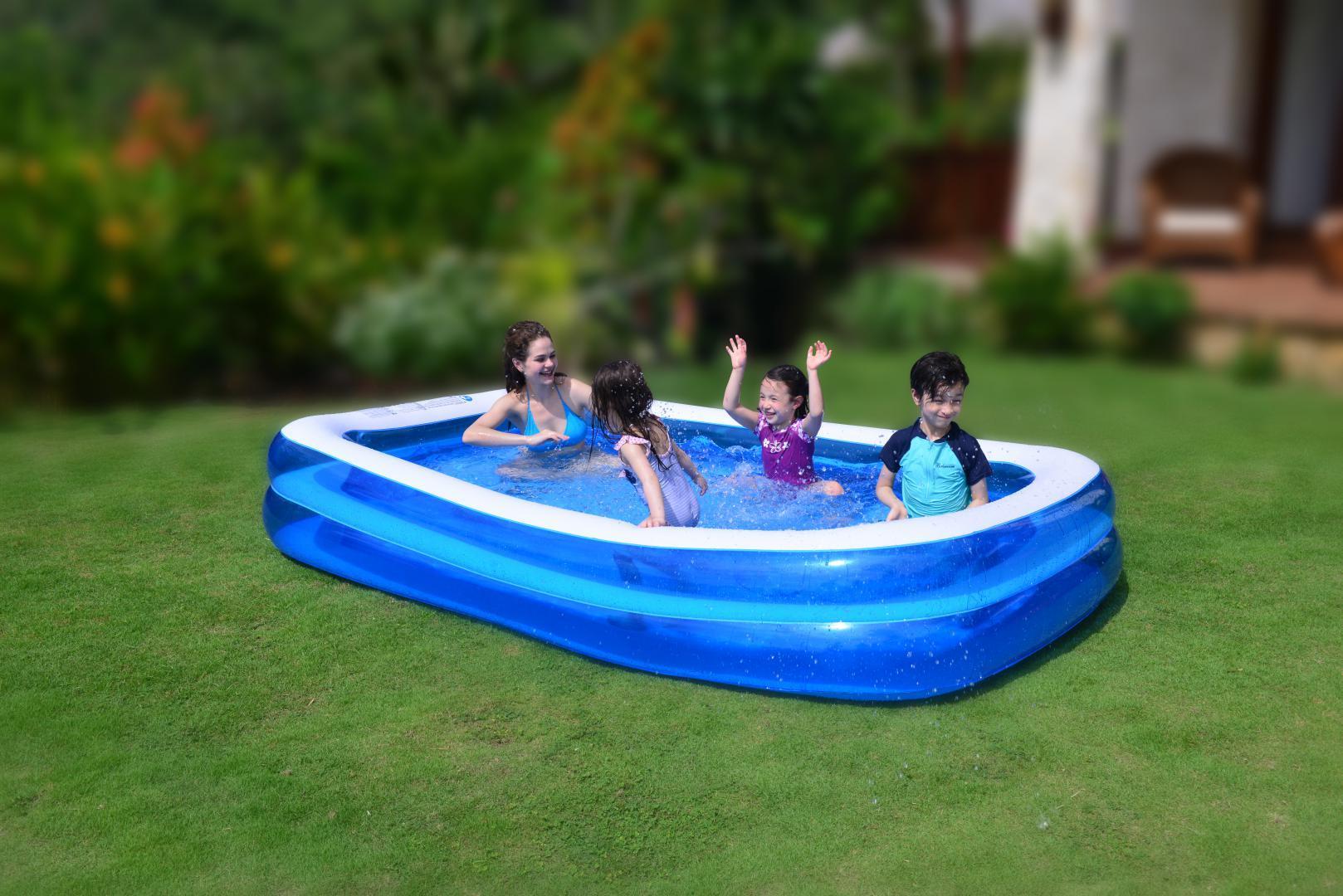 Jilong 21500 jilong piscina gigante giardino for Amazon piscinas