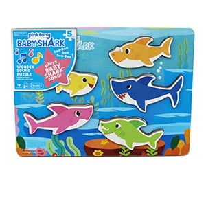 Baby Shark Front