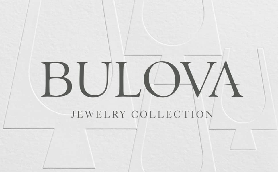 Bulova Jewelry Classic Collection, Bracelet, Necklace, Beads, Stainless Steel