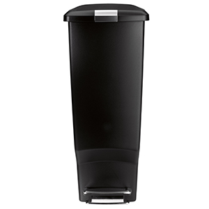 Amazon Com Simplehuman 40 Liter 10 6 Gallon Slim Kitchen Step