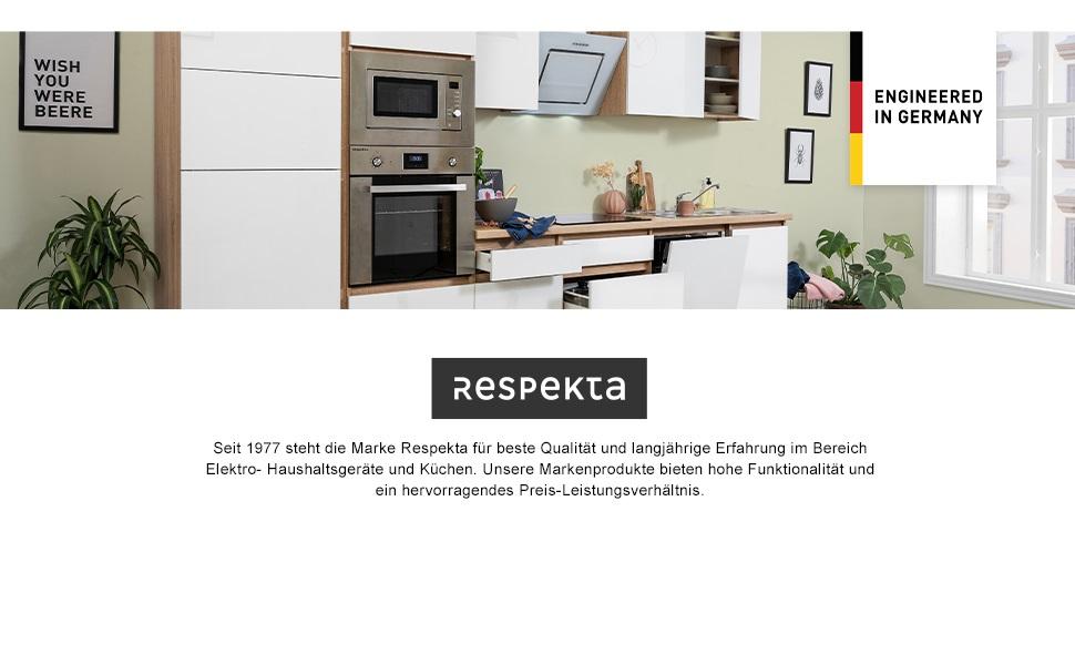 Respekta Engineered in Germany