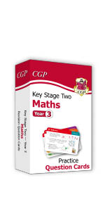 Key Stage Two - Year 3 Practice Question Cards