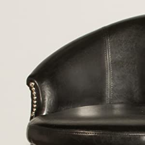 upholstered bar stool upholstered counter stool black stool fabric stool swivel stool