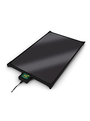 Battery Tender 12V, 270mA, 5W Outdoor Solar Battery Charger