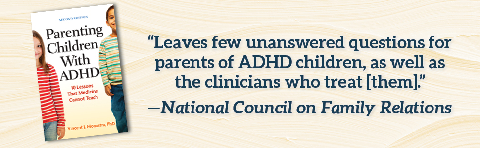 Parenting Children With ADHD book National Council on Family Relations quote