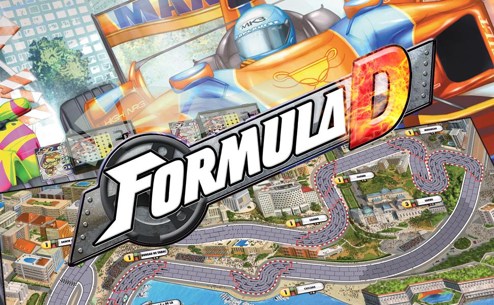 formula d voiture course jeu