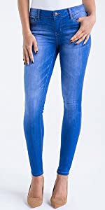 celebrity pink junior infinite stretch skinny jeans