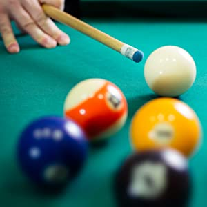 Amazon Com Pool Table Accessory 32 Piece Kit Billiards