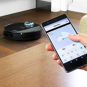 Cecotec Conga Serie 3090 Robot Aspirador 4 En 1, Navegación Inteligente Y Ordenada Itech Laser 360, Plástico, Gris oscuro, potencia hasta 2000 Pa, autonomía de hasta 110 minutos: 334.35: Amazon.es: Hogar