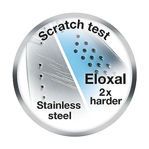 eloxal soleplate iron