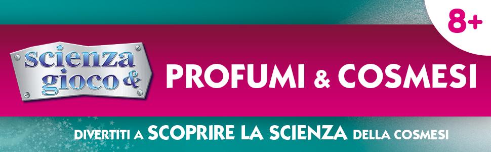 profumi cosmesi scienzagioco clementoni scientifico educativo chimica fisica apprendimento educativo