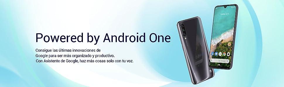 Xiaomi Mi A3 – Android One, AMOLED de 6,088