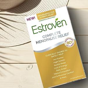 Estroven Complete Care hat