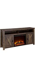 Amazon Com Ameriwood Home Farmington Electric Fireplace