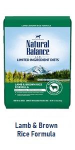 LID Lamb and Brown Rice Formula