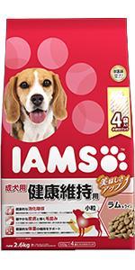 成犬用 健康維持用 ラム&ライス小粒