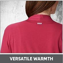 Versatile Warmth