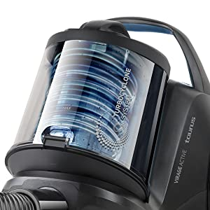 Taurus Virage Active Aspirador de trineo, 800 W, Plástico, Negro: Amazon.es: Hogar