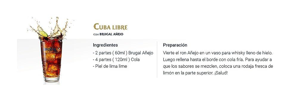 Brugal Añejo Ron Dominicano, 700ml