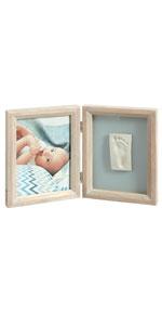 ... Baby Art, Mis recuerdos familiares, My Baby Touch, Marco para impresión individual,