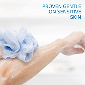 Proven gentle on sensitive skin