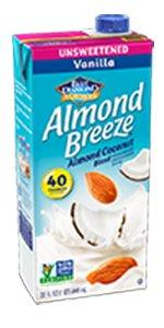 Unsweetened Vanilla, Almond, Coconut Blend
