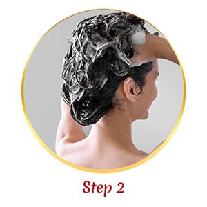 Meera strong and healthy shampoo