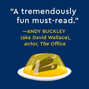 The Office, The Office book, The Office by Andy Greene, Andy Greene, books about the office