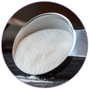 Xanthan Gum (Plant-based Natural Thickener)