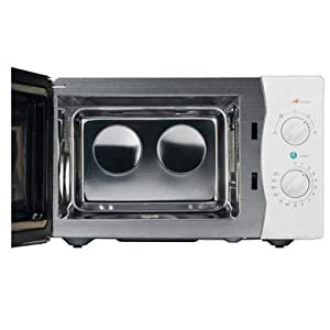 Daewoo Kor6n35sr Manual Microwave Oven With Stainless