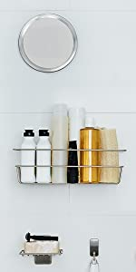 Command Bath Shower Caddy