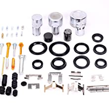 brand new components, brake caliper, power stop, OE, stock, replacement, brakes