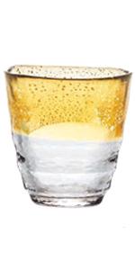 焼酎 グラス お湯割り 和テイスト 金箔 ロック ギフト プレゼン  ト shochu sake