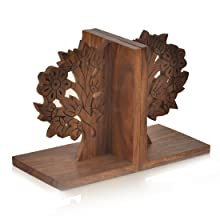bookend bookshelf book stand