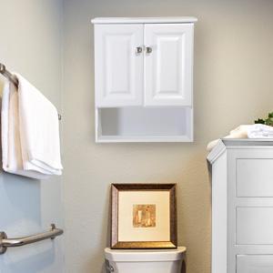 The Design House Wyndham Bathroom Wall Cabinet